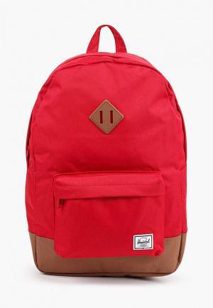 Рюкзак Herschel Supply Co. Цвет: красный