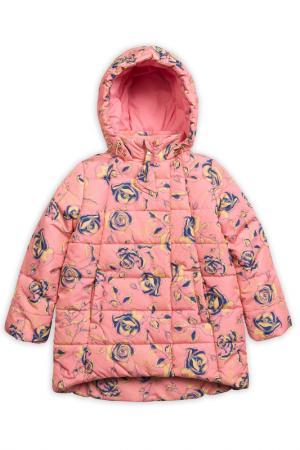 Куртка Pelican. Цвет: бордовый