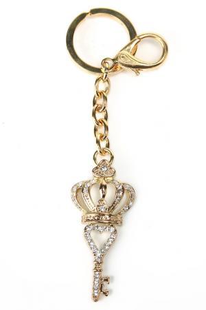 Брелок Ключик Русские подарки. Цвет: мульти