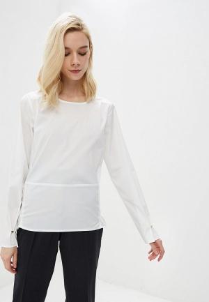 Блуза Selected Femme. Цвет: белый