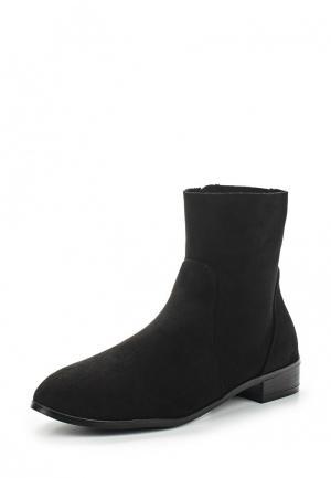 Ботинки Befree. Цвет: черный