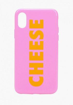 Чехол для iPhone Skinnydip. Цвет: розовый