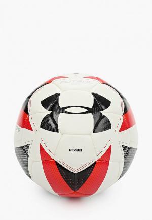 Мяч футбольный Under Armour. Цвет: разноцветный