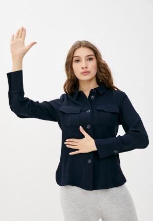 Рубашка Gerry Weber. Цвет: синий