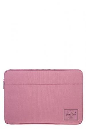 Чехол для ноутбука HERSCHEL. Цвет: розовый