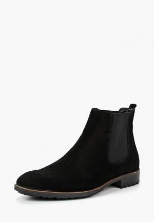 Ботинки Tamboga. Цвет: черный
