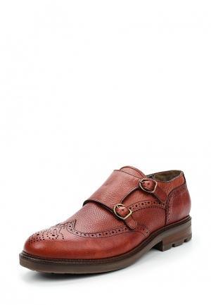 Туфли Tommy Hilfiger. Цвет: коричневый
