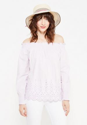 Блуза Dorothy Perkins. Цвет: фиолетовый