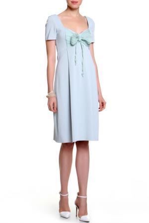Платье LIL POUR LAUTRE L'AUTRE. Цвет: зеленый