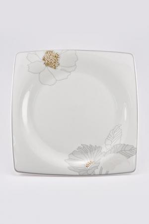 Набор тарелок 16 см, 6 шт. Royal Porcelain Co. Цвет: белый