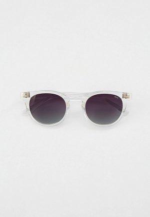 Очки солнцезащитные Invu. Цвет: прозрачный