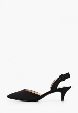 Туфли Malien. Цвет: черный