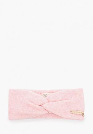 Повязка Noryalli. Цвет: розовый