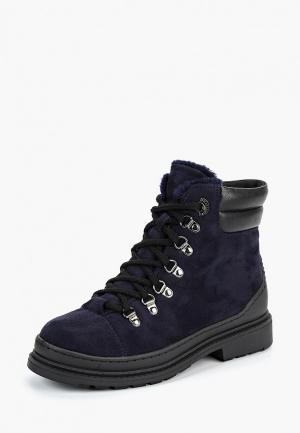 Ботинки Bona Dea. Цвет: синий