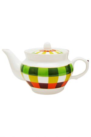 Чайник 0,5л Федерация. Цвет: белый