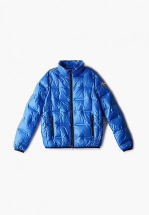 Куртка утепленная Colmar. Цвет: синий