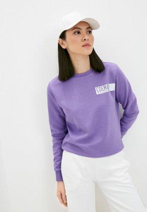 Свитшот Colmar. Цвет: фиолетовый