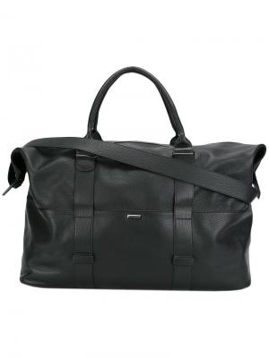 Большая дорожная сумка Zanellato. Цвет: чёрный