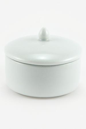 Баночка для горчицы Royal Porcelain. Цвет: белый