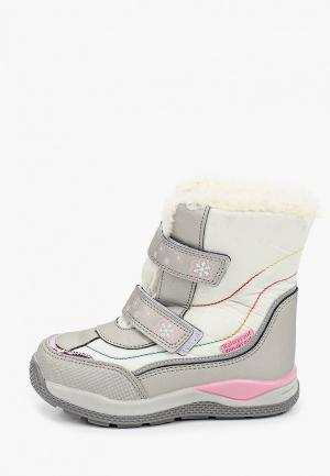 Ботинки Tom-Miki. Цвет: серый