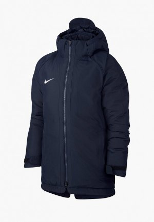 Парка Nike. Цвет: синий
