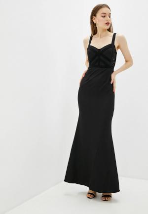 Платье Little Mistress. Цвет: черный