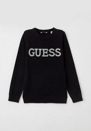 Джемпер Guess. Цвет: черный