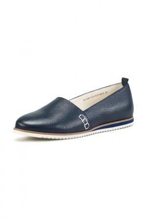 Туфли закрытые GIOTTO. Цвет: темно-синий