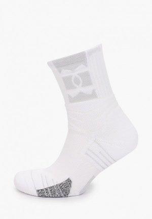 Носки Under Armour. Цвет: белый