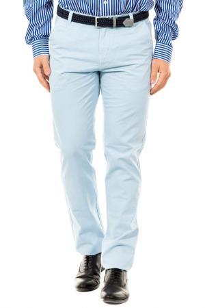 Pants MCGREGOR. Цвет: голубой