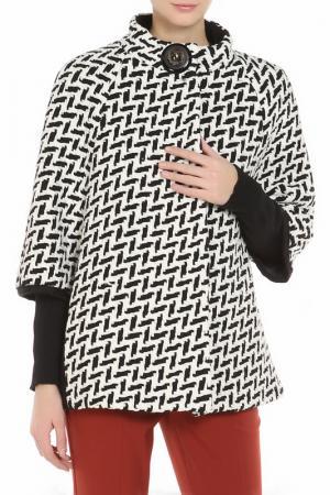 Пальто Maria Grazia Severi. Цвет: черный