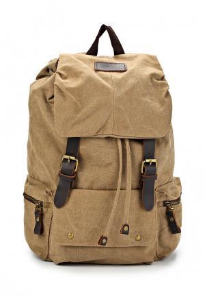 Рюкзак Polar. Цвет: хаки