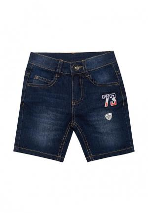 Шорты джинсовые 3 Pommes. Цвет: синий