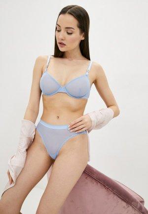 Трусы Stella McCartney Underwear. Цвет: голубой