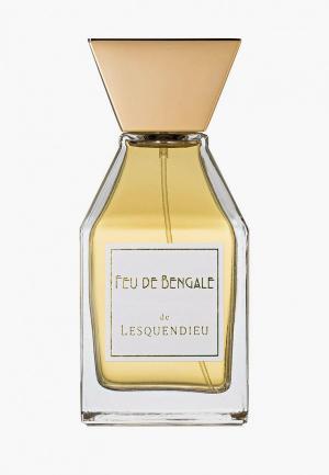 Парфюмерная вода Lesquendieu. Цвет: прозрачный