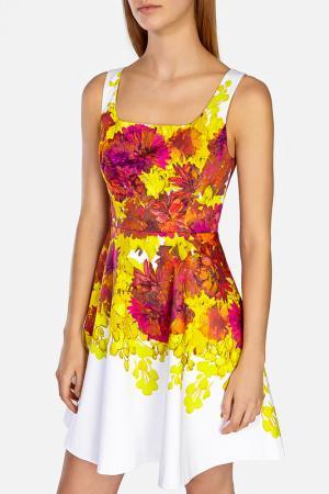 Платье Karen Millen. Цвет: whimul