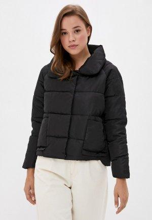 Куртка утепленная Grand Style. Цвет: черный