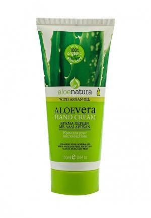Крем для рук Aloe Natura