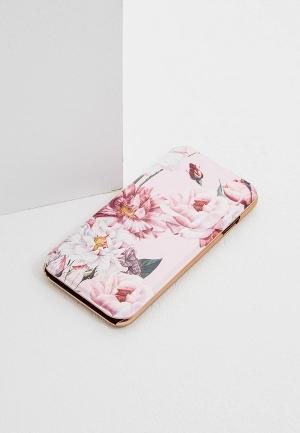 Чехол для телефона Ted Baker London. Цвет: розовый