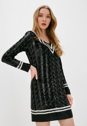 Платье Polo Ralph Lauren. Цвет: черный