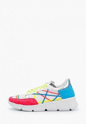 Кроссовки L4K3. Цвет: разноцветный