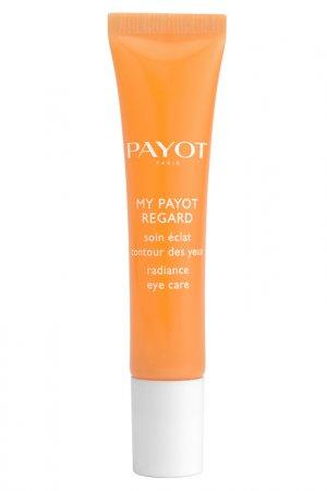 Средство для кожи вокруг глаз Payot. Цвет: прозрачный