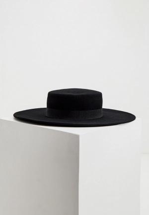 Шляпа Liu Jo. Цвет: черный