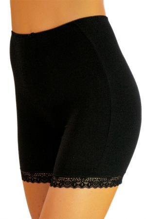 Панталоны ALLA BUONE. Цвет: черный