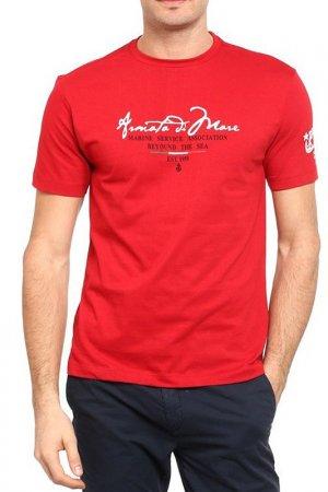 T-Shirt ARMATA DI MARE. Цвет: red