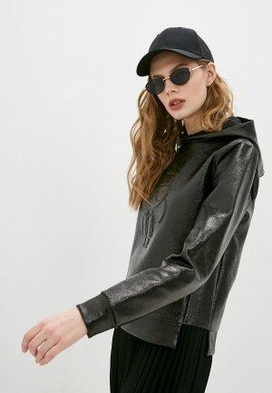 Худи Karl Lagerfeld. Цвет: черный