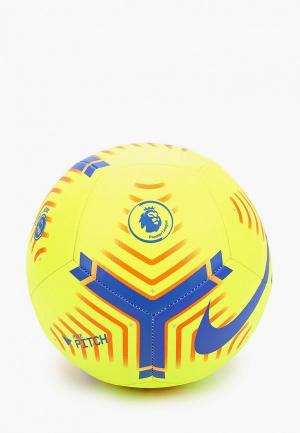 Мяч футбольный Nike. Цвет: желтый