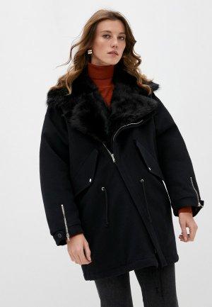 Пальто Iro. Цвет: черный