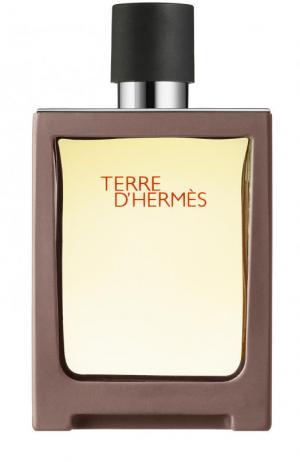 Туалетная вода Terre d Hermès. Цвет: бесцветный