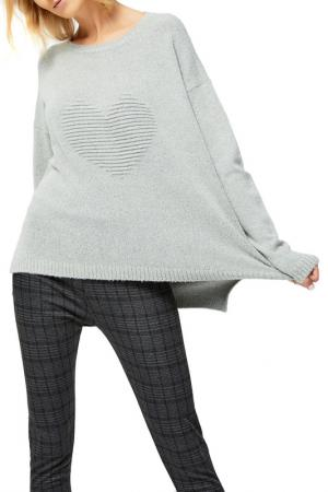 Sweatshirt MOODO. Цвет: grey